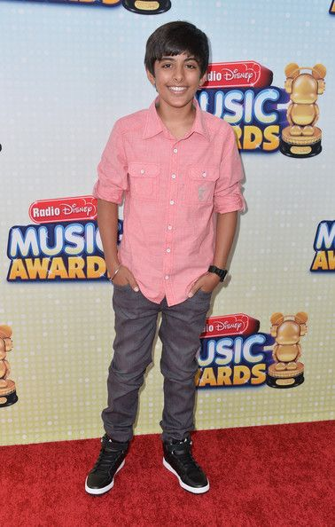Actor Karan Brar arrives to the 2013 Radio Disney Music Awards at Nokia Theatre L.A. Live on April 27, 2013 in Los Angeles, California.