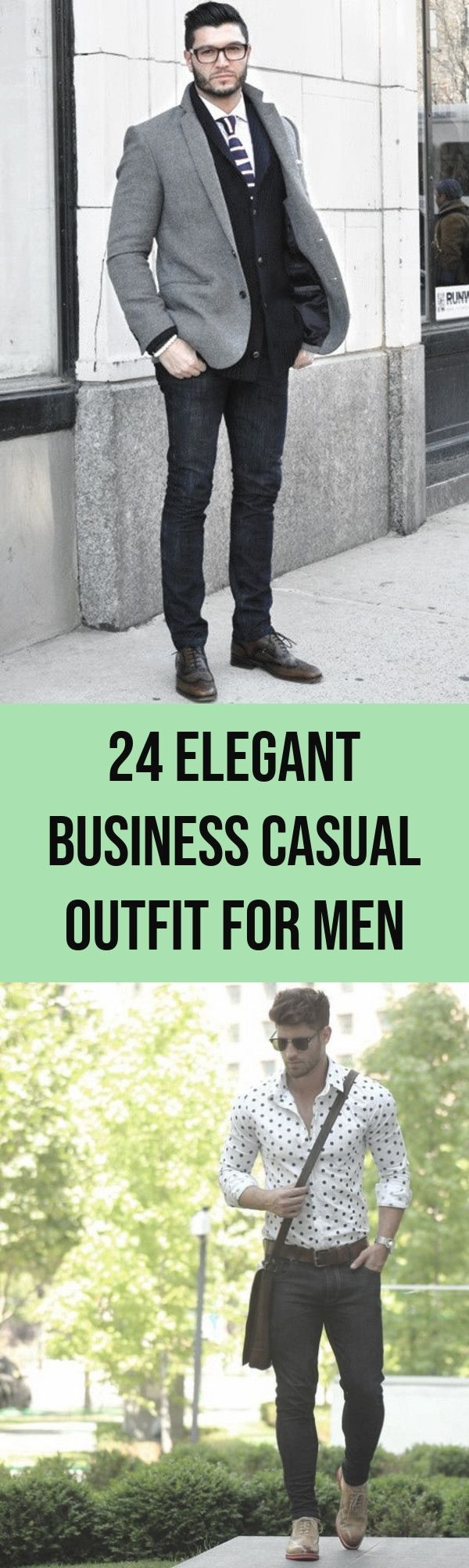 24 Beste Business-Casual-Outfits  #beste #business #casual #outfits Herrenmode – Herren mode & Men's Fashion