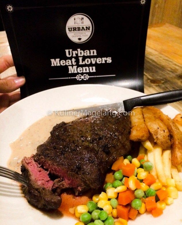Urban Western Food - Kuliner Magelang