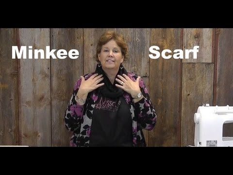 DIY infinity scarf! The newest tutorial from The Missouri Star Quilt Company. You're going to love how easy this is!!!