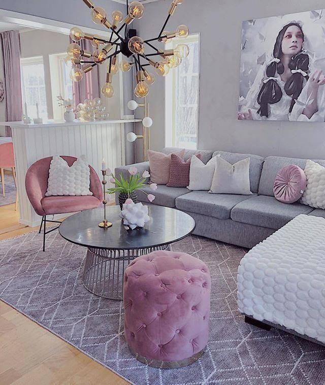 Showpieces For Home Decoration Homedecorationideas2018 Pink Living Room Decor Living Room Decor Apartment Pink Living Room #showpiece #for #living #room