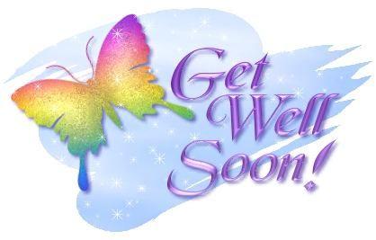 Get Well Glitter Grahics | Glitter Text » Get Well Soon » get well soon