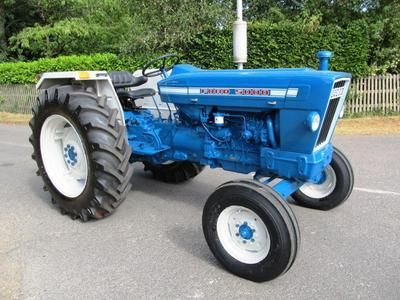 FORD 5000 Diesel Tractors in Devizes | Auto Trader Farm