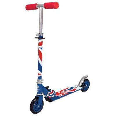 Olympics Team GB Kids Inline Scooter ($31)