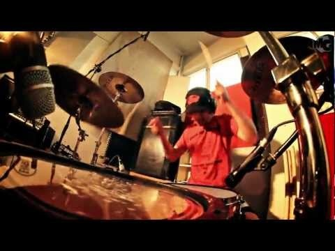 "Drum Cover ""Millencolin - No Cigar"" By Otto From MadCraft"