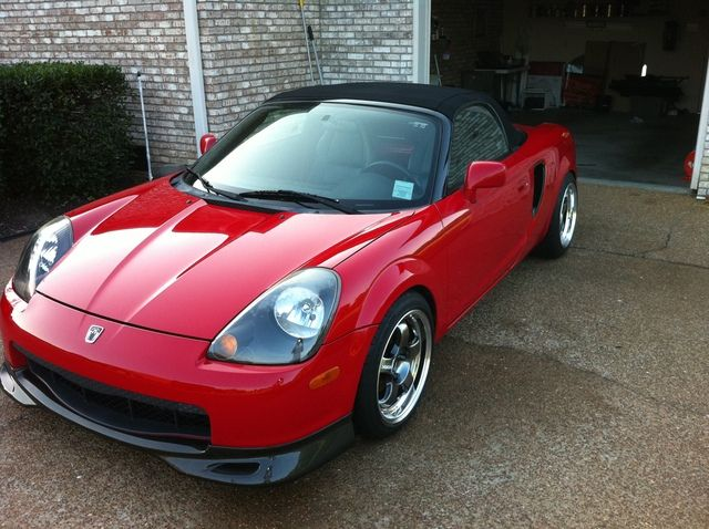 Toyota Spyder Mr2 Upgrades Bing Images