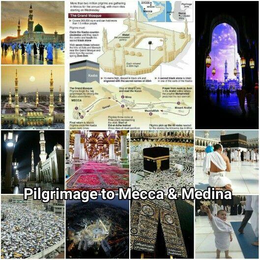 Pilgrimage to Mecca and Medina