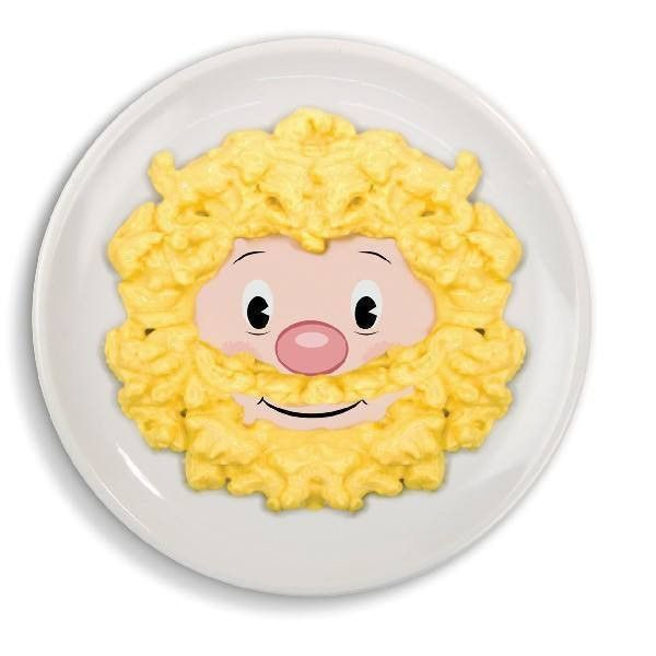 Mr Food Face Kids Ceramic Plate  #gift #quirky #cheap #mzube #birthday #gifts #sale #shopping #presents #cool   https://www.mzube.co.uk
