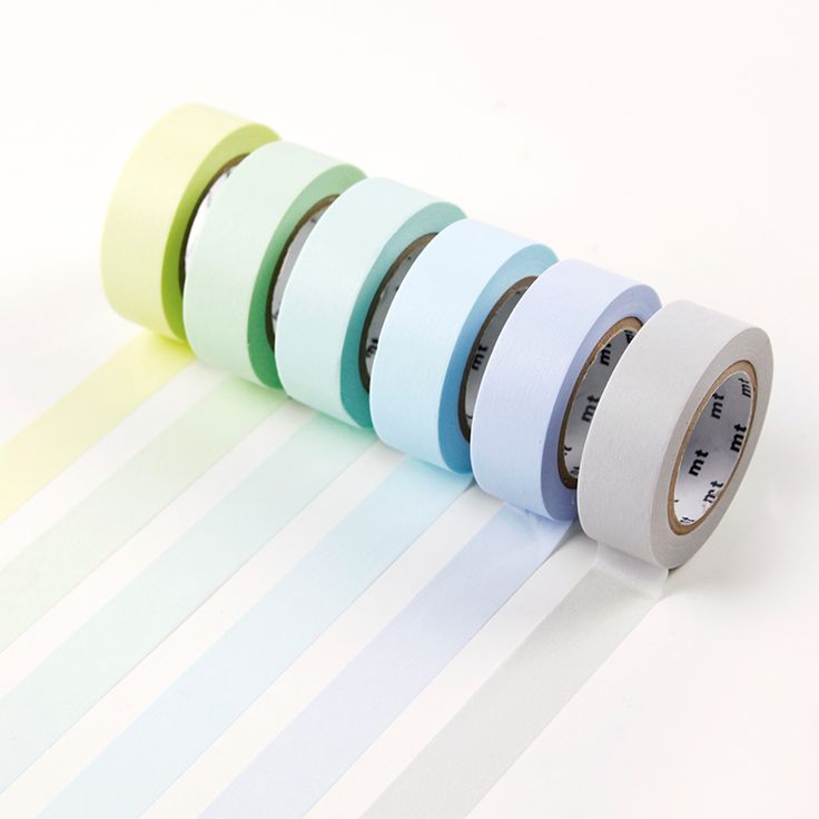 Find these and many more decorative masking tapes aka washi tapes at Kawaii Pen Shop | Free international shipping | kawaiipenshop.com