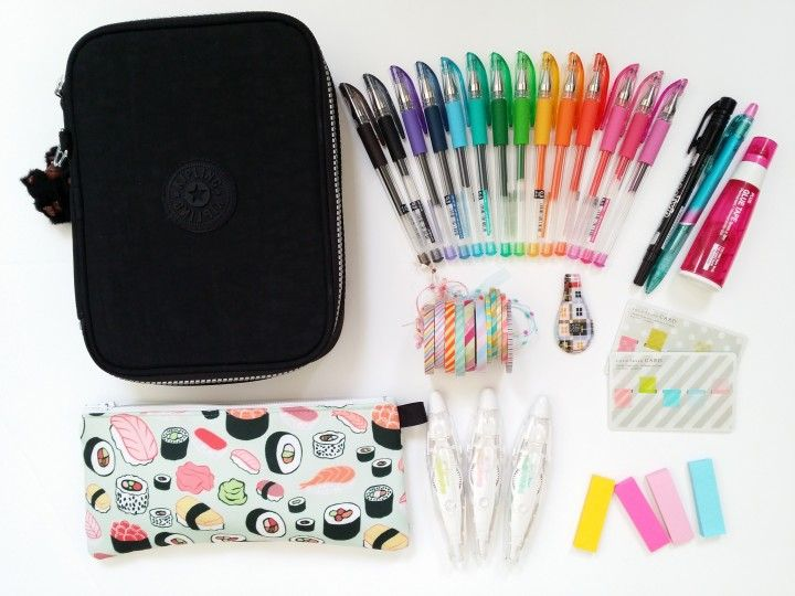 "I'm sure you've all seen those ""What's in my bag"" posts and photos around social media. You may have even see the Team posting photos on Instagram of their Kipling 100 Pens Cases lately. Today, the..."