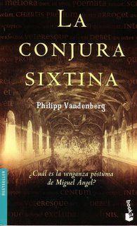 Mis libros: La conjura Sixtina .x.r.