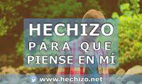 Hechizo Para Que Piense En Mí (Rápido y MUY Efectivo)