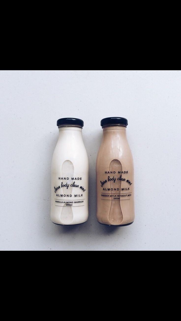 107 best milk shake pjt images on pinterest shake almonds and hand made clean body clean mind almond milk malvernweather Images
