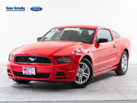 Coupe, 2014 Ford Mustang Coupe with 2 Door in Buena Park, CA (90621)