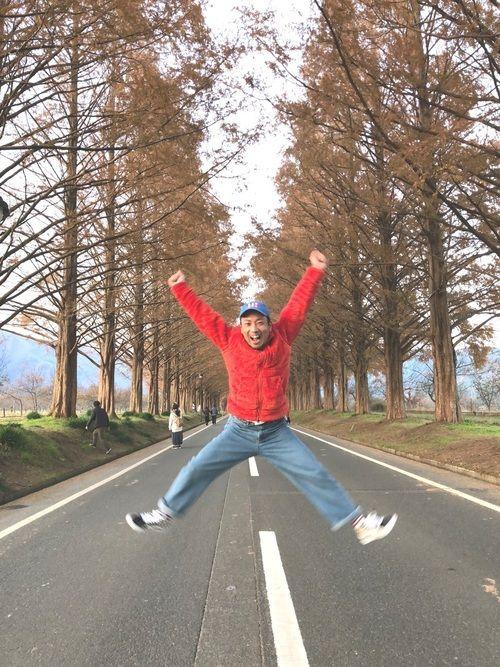 紅葉スタイル🍁 関西イチ人気スポットの滋賀県・マキノ高原にあるメタセコイヤ並木を見に行ってきました
