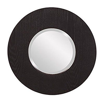 83% OFF - Howard Elliott Collection 37100 Oriole Round Wood Mirror by Howard Elliott Collection