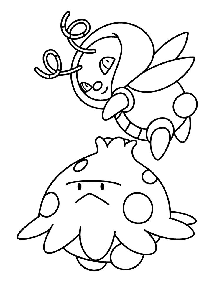 duskull pokemon coloring pages - photo#18