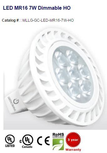 Comfortable Diffused Light | No heat emitted in direction of light |  No UV or IR radiation | FCC Certified | $130 Savings Per Lamp | #LED #ledlighting