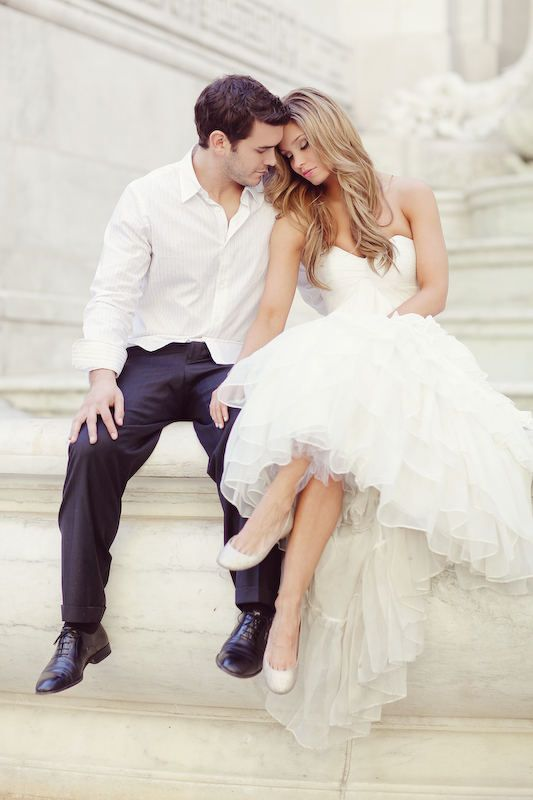 Love this to show off the shoes. Not sure where we could sit for this, but if we find a spot, this would be so sweet!