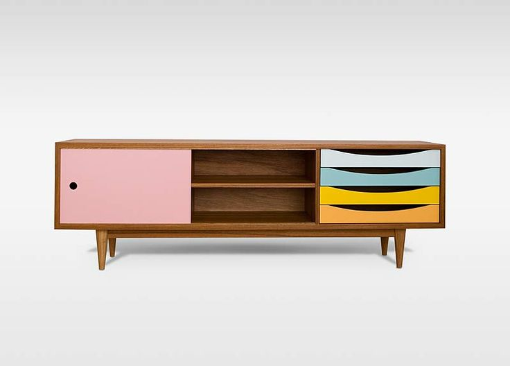 midcentury modern cby furniture sideboard my future home pin
