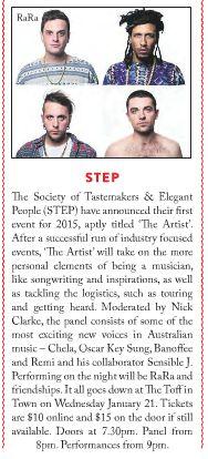 Beat Magazine New Item