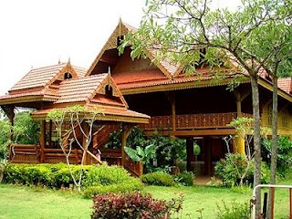 Wooden Houses Native Style And Thailand On Pinterest