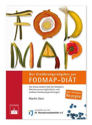 Buchvorstellung: Der Ernährungsratgeber zur FODMAP-DIÄT