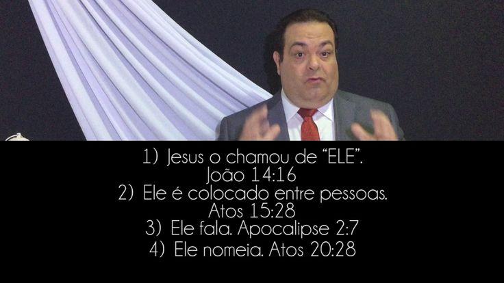 Escola Sabatina -Lição 04- A personalidade do Espírito Santo - O E.S. ...