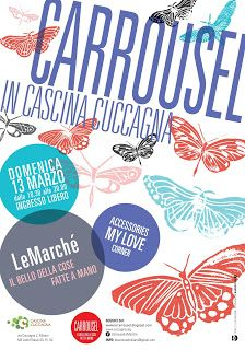 CARROUSEL: Carrousel 13 marzo | Cascina Cuccagna Milano