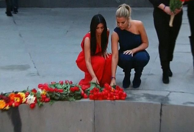 """KEEPING UP WITH THE KARDASHIANS Mother Armenia Recap - http://movietvtechgeeks.com/keeping-up-with-the-kardashians-mother-armenia-recap/-The fall return of Keeping up with the Kardashians is here. This week, season 10 episode 14 """"Mother Armenia"""" was all about Kim and Khloe's trip to Armenia to find more about their family's heritage."""