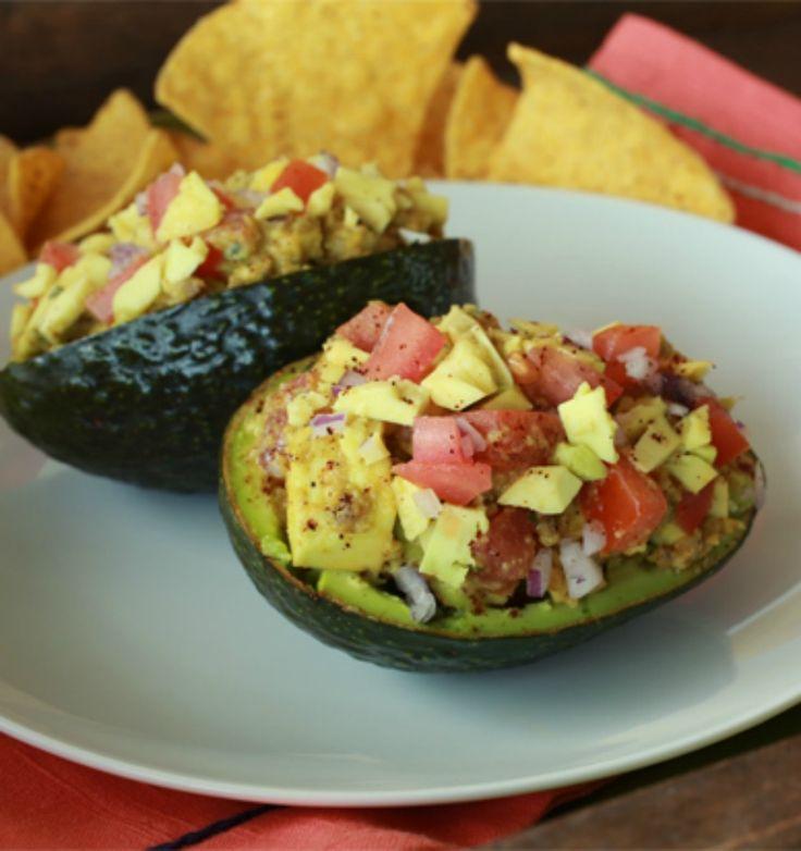 chunky guacamole chunky guacamole