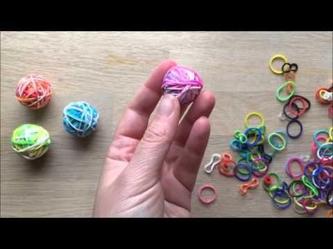 Recycletip: dit kun je ook doen met loombandjes! - Knutselhulp