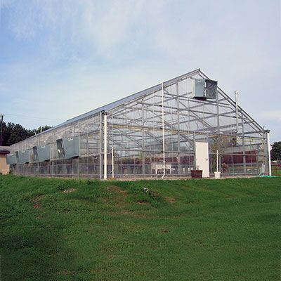 Texan Teaching Greenhouse - Commercial Greenhouse Packages