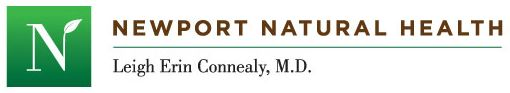 Newport Natural Health - Dr. Leigh Erin Connealy M.D. - natural medicine doctor with her own research-based formulas, education, and even some great recipes! Great products, too!