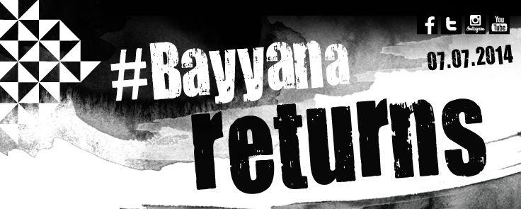 Proximamente en vuestras neveras. ESTRENO 07.07.2014 <<< No te lo pierdas, pidela ya www.bayyanaentucasa.com >>>