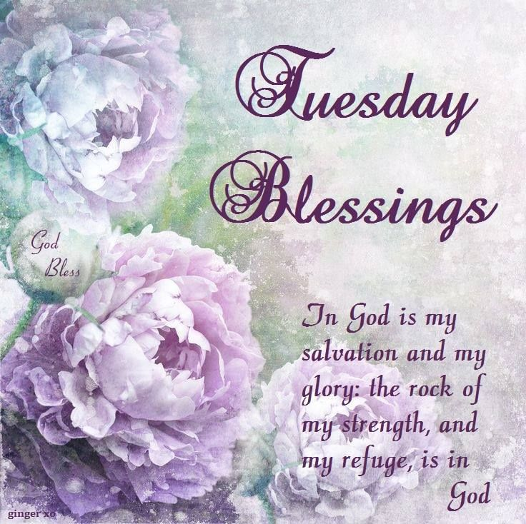Image result for tuesday blessings with bible verse