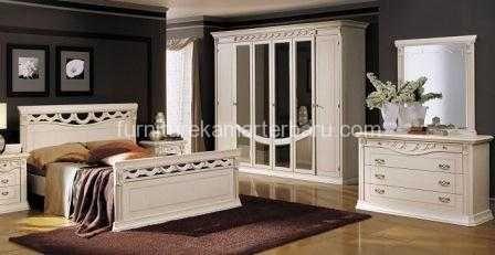 Set Kamar Utama Duco | Putih | Murah | Harga | Desain | Kamar Tidur | Mewah Jepara | Minimalis | Ukuran | Tempat Tidur | Mebel Jepara | Furniture Jepara
