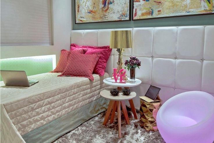 Quarto para moças – veja decorações, dicas e tendências!