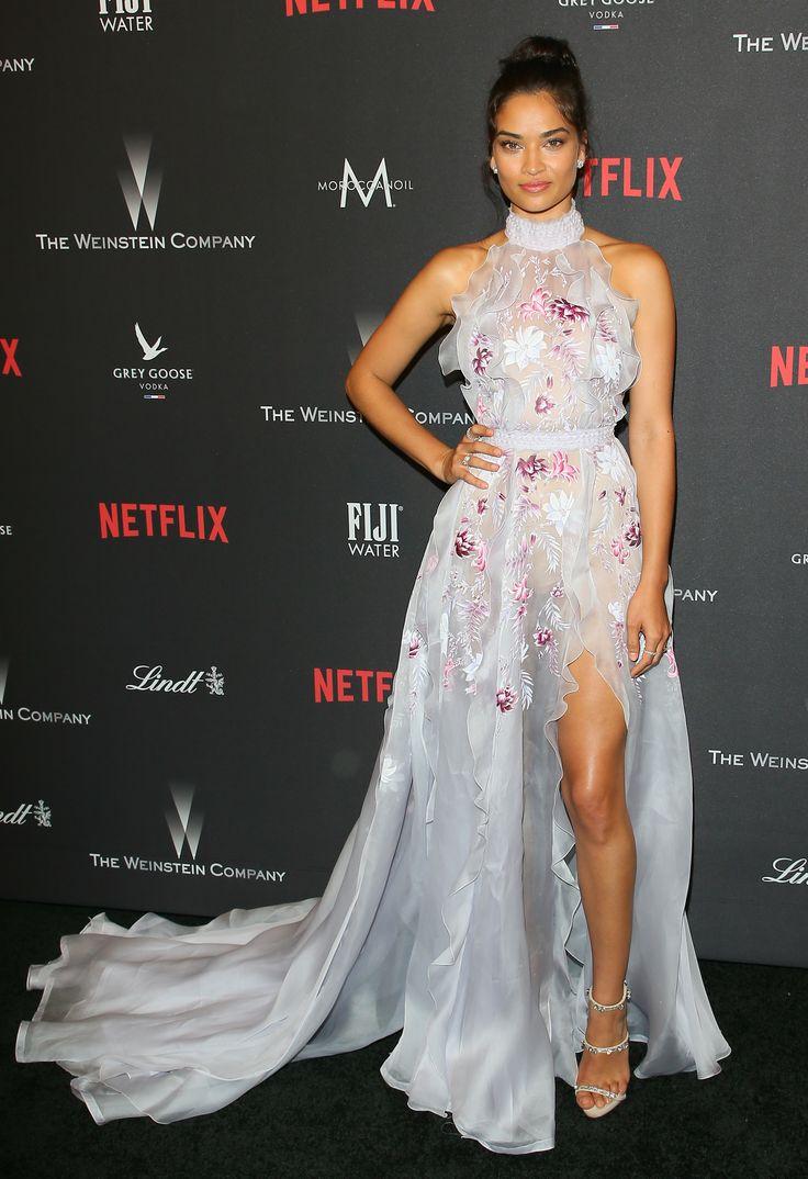 Shanina Shaik - Weinstein After Party