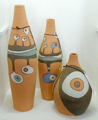Anelise Bredow - Ateliê de Cerâmica: POTES/OBJETOS