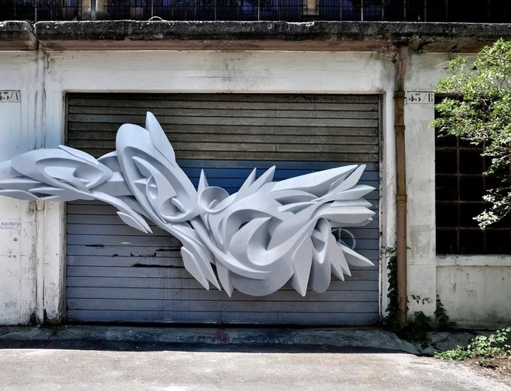 Best Street Art Inspiration Images On Pinterest Urban Art - Clever free bird see graffiti spotted in chicago leads to a creative surprise