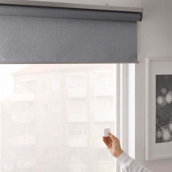 It S Official Ikea S Smart Blinds Are Coming To The U S