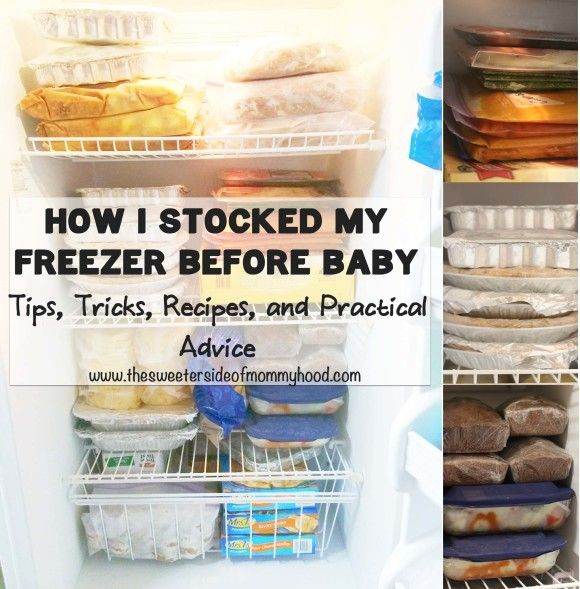 This is how I stocked my freezer before baby number three! Tips, tricks, recipes, and practical advice. Best thing I've ever done!