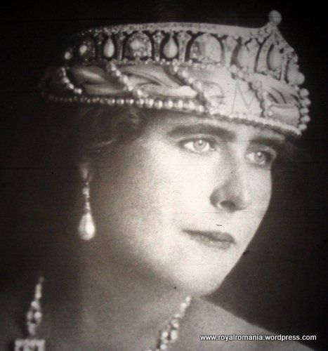 Queen Maria of Romania, born Elisabeth Pauline Ottilie Luise zu Wied she was the first Queen of Romania