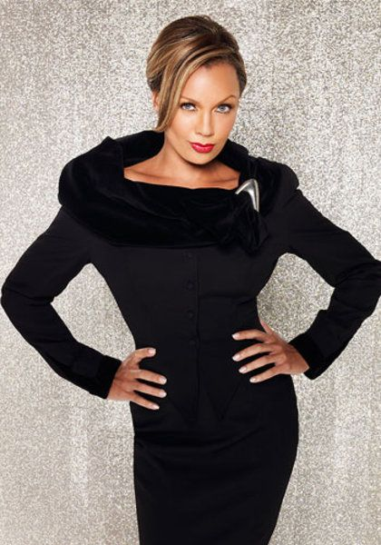 Vanessa Williams as Wilhelmina Slater Ugly Betty - So-so show. Gorgeous clothes!!!!