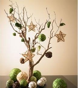 Árboles de Navidad minimalistas - 8 pasos (con imágenes)