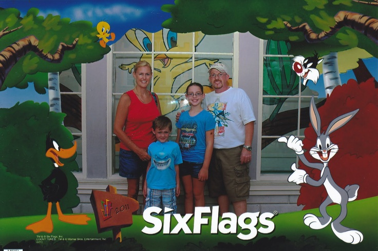 I'm Laura. I saved $588, and I used it to take the family on a fun trip to Six Flags!