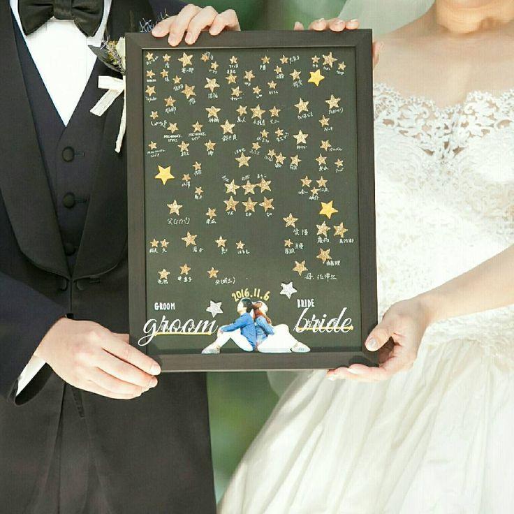 ゲスト参加型の「結婚証明書」の演出・デザインまとめ | marry[マリー]