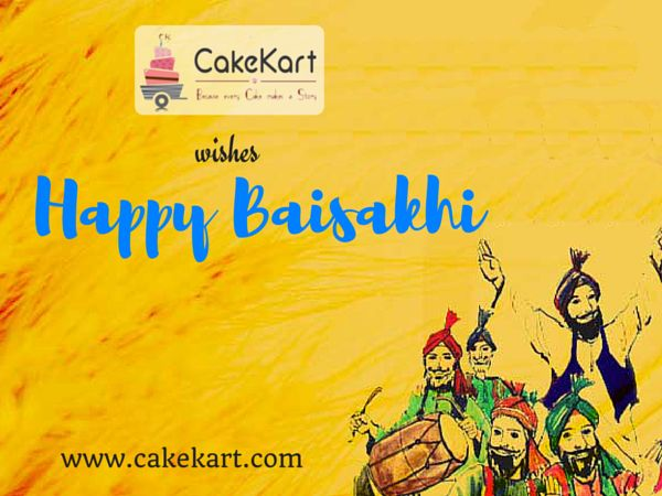 Cakekart wishes you all Happy Baisakhi! Send Baisakhi wishes with cakekart. To order visit www.cakekart.com or call 8010-104-104. #baisakhi #gifts #onlinecakes #midnightdelivery #punjab #delhi #cakekart