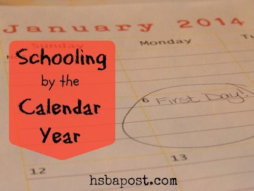 Schooling by the calendar year is not as crazy as it sounds. In fact, some countries around the world align their public school systems with the calendar. As an American, this idea is foreign to us, but I wanted to share how calendar year schooling works for our family.